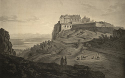 South View of Stirling Castle 96.g